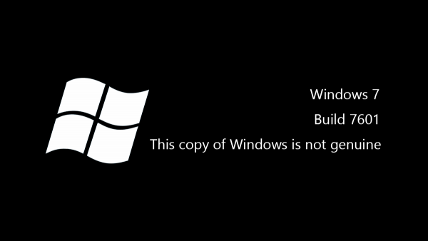 [Solved] How to Fix This Copy of Windows Is Not Genuine Build 7601